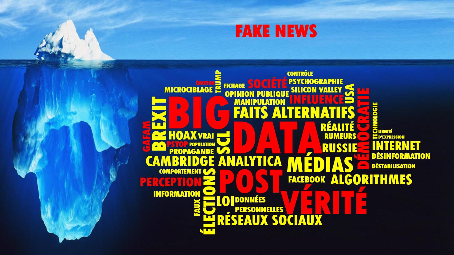 Fake news et manipulation de l'opinion : une loi à côté de la plaque ?