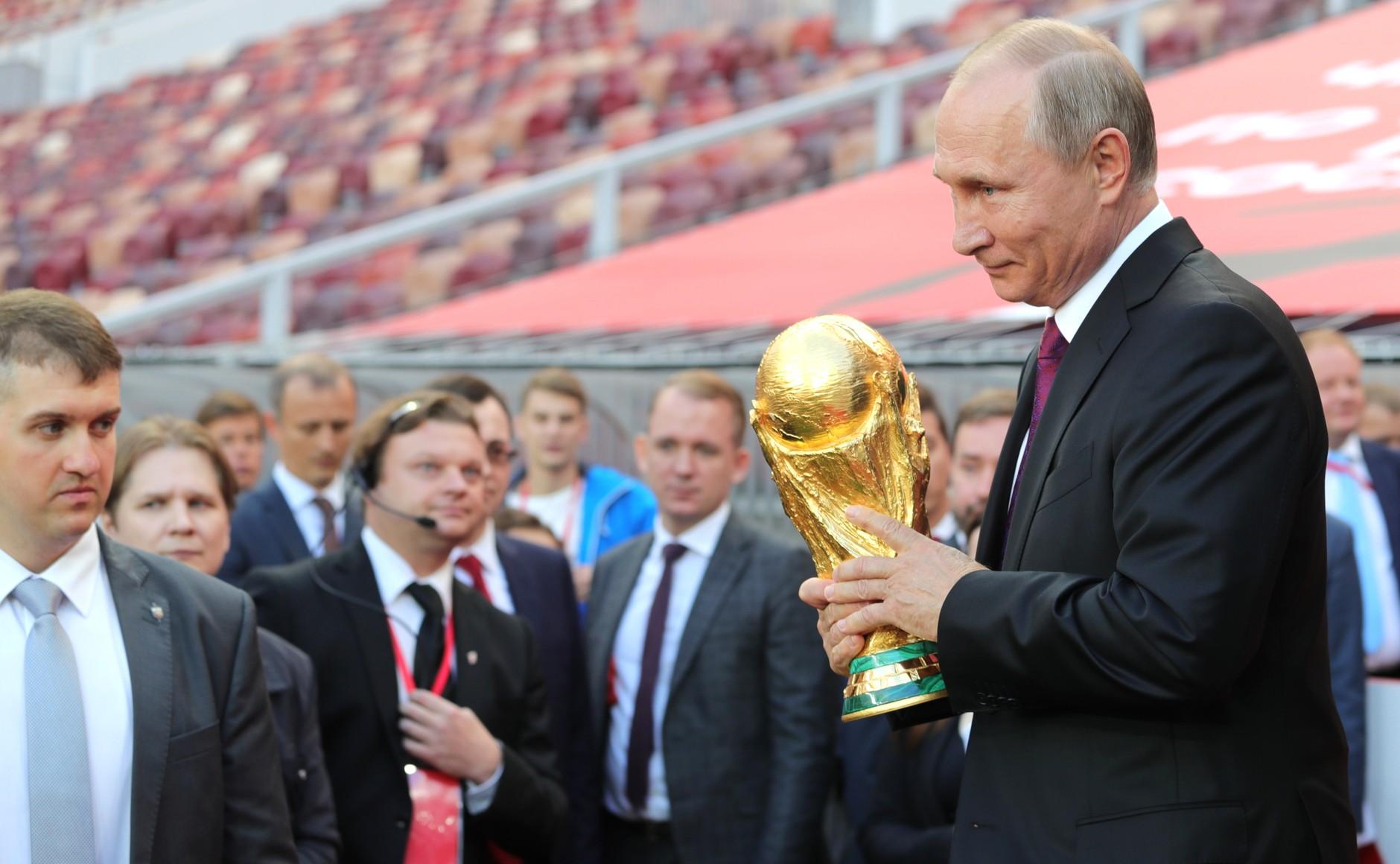 Jean-Baptiste Guégan : «Le sport a toujours été en Russie un marqueur de puissance»