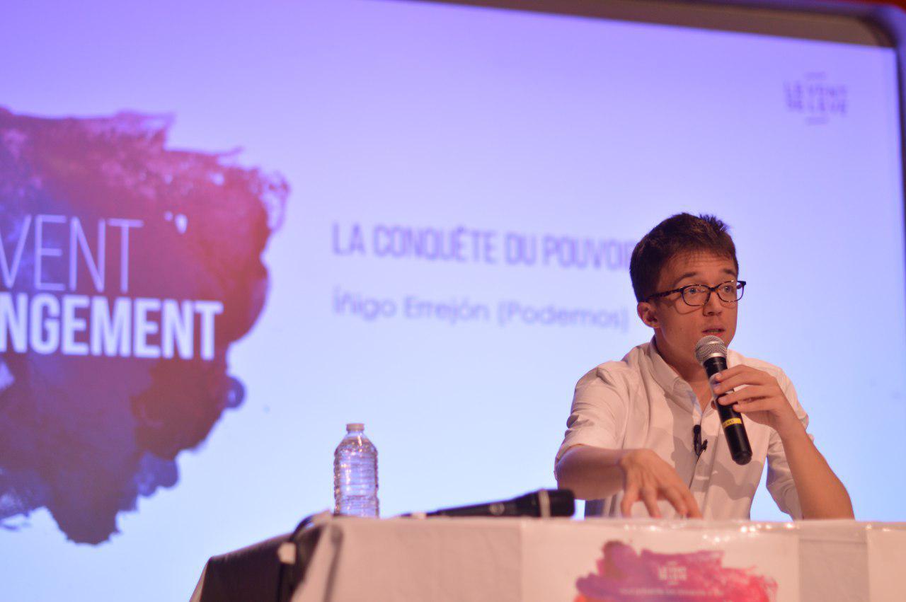 La conquête du pouvoir d'État – Íñigo Errejón