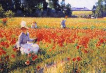 https://commons.wikimedia.org/wiki/File:Robert_Vonnoh_-_Coquelicots.jpg