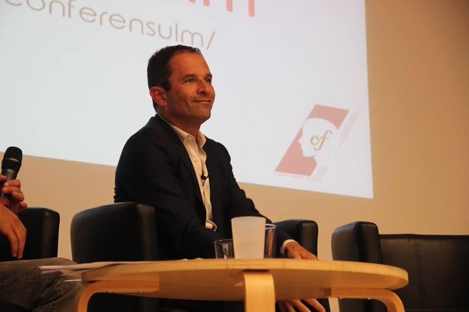 Benoît Hamon, l'utopie et le rapport de force – retour sur sa conférence à l'ENS