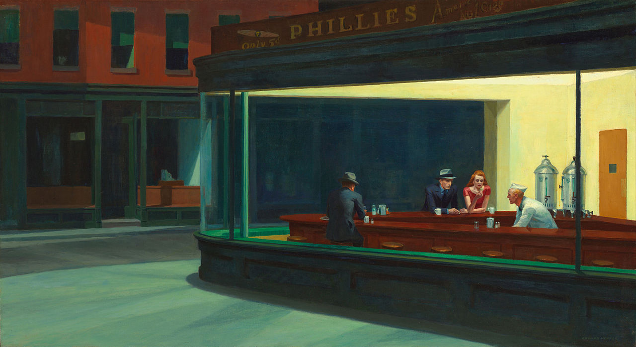 https://fr.wikipedia.org/wiki/Nighthawks#/media/Fichier:Nighthawks_by_Edward_Hopper_1942.jpg