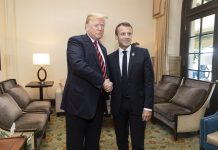 https://commons.wikimedia.org/wiki/File:Trump_and_Macron_shaking_hands_G7_summit_2018.jpg