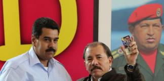 Daniel Ortega, président du Nicaragua