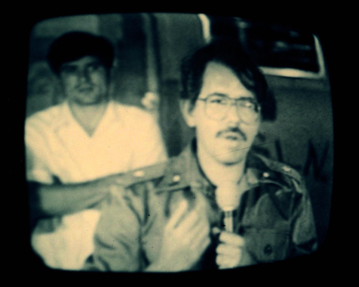 Daniel Ortega en 1986