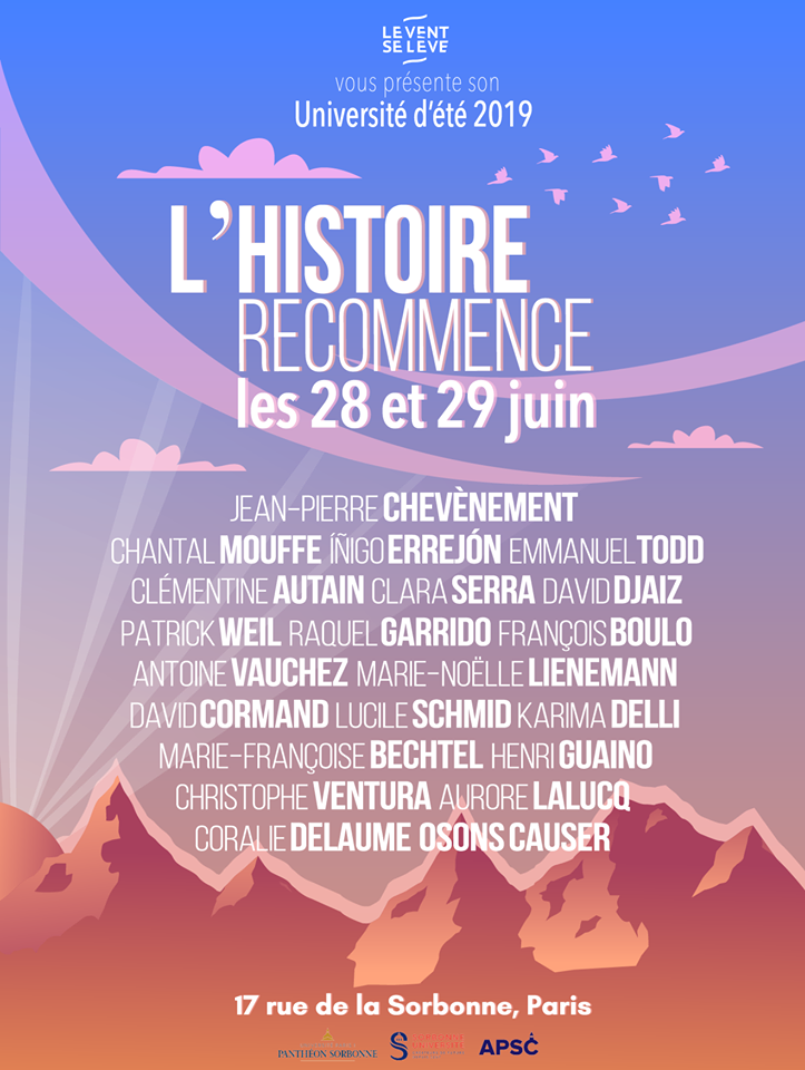 L'Histoire Recommence