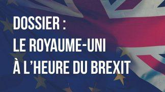 """"""" Le Royaume-Uni à l'heure du Brexit"""""""