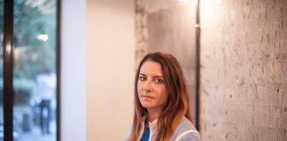 Alexandra Badea. ©Ulysse Guttmann-Faure pour Le Vent Se Lève.