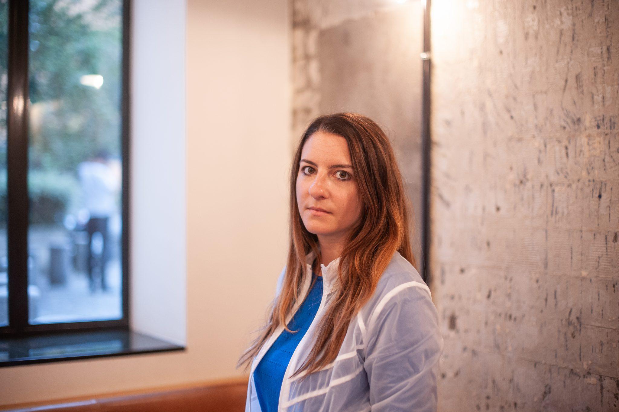 Alexandra Badea. ©Ulysse Guttmann-Faure pour LVSL.