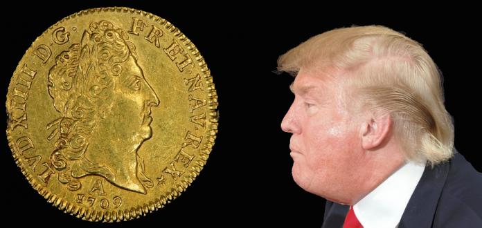 Trump et Louis XIV