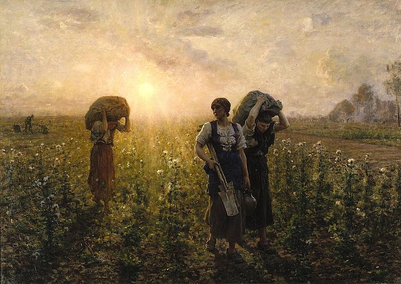 https://fr.wikiquote.org/wiki/Paysan#/media/Fichier:Brooklyn_Museum_-_Fin_du_travail_(The_End_of_the_Working_Day)_-_Jules_Breton.jpg