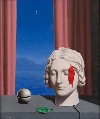 La mémoire, Magritte