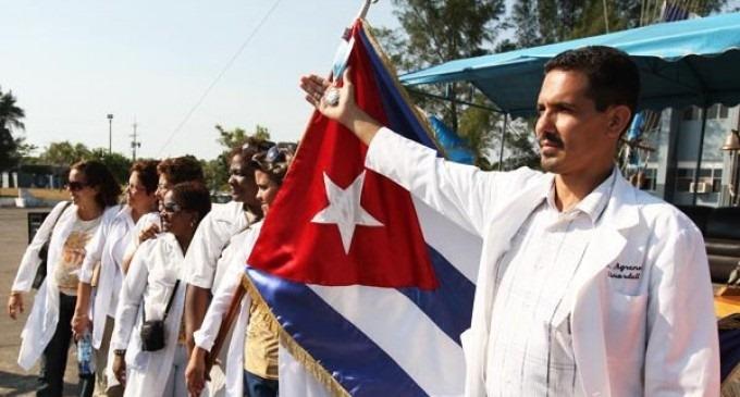 Médecins cubains Ebola
