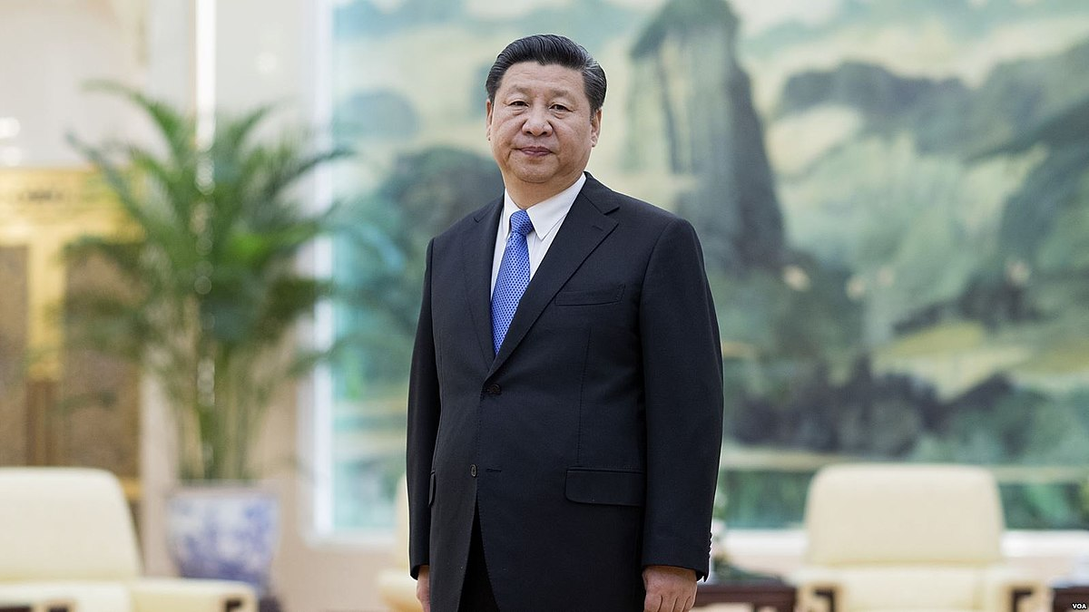 https://commons.wikimedia.org/wiki/File:Xi_Jinping_at_Great_Hall_of_the_People_2016.jpg