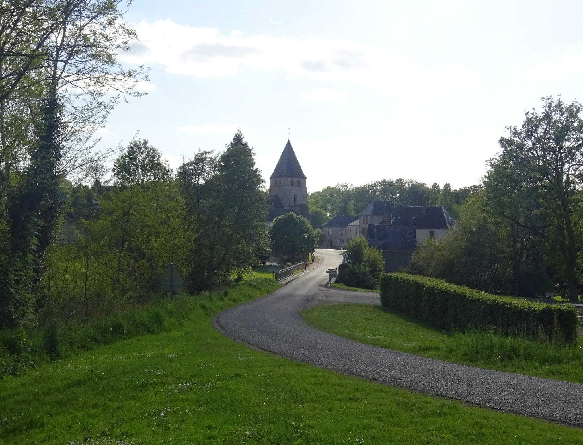 Campagne - Mouhet (Indre)