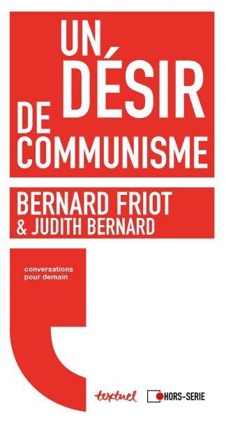 Couv Désir de communisme