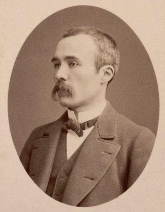 Clemenceau jeune Nadar